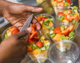 image Fraicheur et nutrition