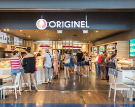 image Originel, 3 restaurants en 1